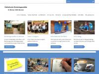 kindergarten-st-michael-munster.de Webseite Vorschau