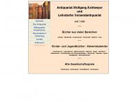 kinderbuchkohlweyer.de Webseite Vorschau