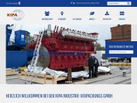 kipa.de Webseite Vorschau