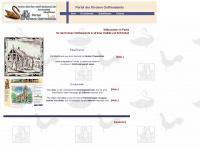 kirche-ostfriesland.de Webseite Vorschau