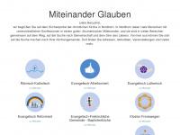 kirchen-nordhorn.de Webseite Vorschau