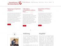 kirschgarten.com Webseite Vorschau