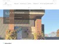 kirchengemeinde-varrel.de Webseite Vorschau