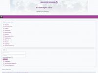 kirchenregion-stuhr.de Webseite Vorschau