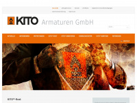 kito.de Webseite Vorschau