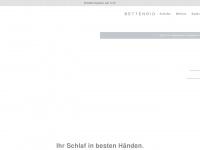 bettenrid.de Webseite Vorschau