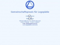 logopaedie-werner.de Webseite Vorschau