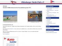 oyc-kanu.de Webseite Vorschau