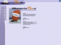 15er.at Webseite Vorschau