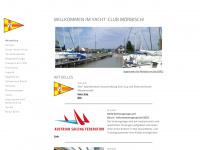 yc-moerbisch.at Webseite Vorschau