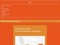 physiotherapie-lgh.de Webseite Vorschau