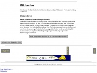 bildbunker.de Webseite Vorschau