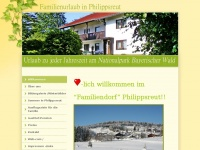 familienurlaub-philippsreut.de