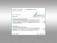 fn-consult.de Webseite Vorschau