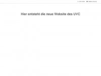 uvc-online.de Webseite Vorschau