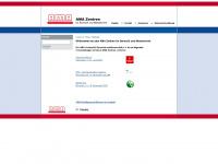 ama-zentren.de Webseite Vorschau