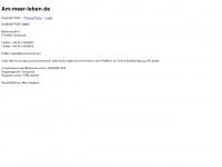 am-meer-leben.de Webseite Vorschau