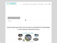 telatinski-bodenmarkierung.de Webseite Vorschau