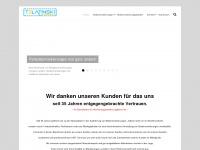 industriehallen-markierung.de Webseite Vorschau