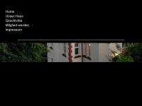 philippina-saxonia.de Webseite Vorschau