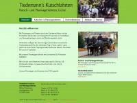 tiedemanns-kutschfahrten.de