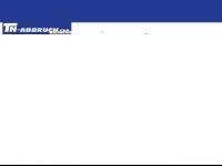 tn-abbruch.de Webseite Vorschau