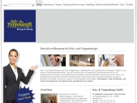 treppendesign.com Webseite Vorschau