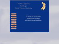 treppenbau-weidemann.de Webseite Vorschau