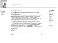amf.bam.de Webseite Vorschau