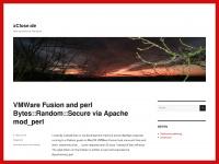 xclose.de Webseite Vorschau