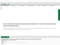 ams-webmanager.de Webseite Vorschau