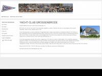 ycg-grossenbrode.de Webseite Vorschau
