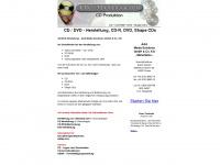 1a-cd-herstellung.de Webseite Vorschau