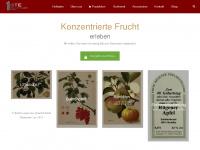 1ste-edeldestillerie.de Webseite Vorschau
