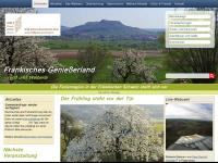 walberla.de Webseite Vorschau