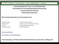 praxis-kleinrensing.de