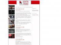 amazing-dance-company.de Webseite Vorschau