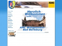 amc-bad-berleburg.de Webseite Vorschau