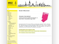amnesty-owl.de Webseite Vorschau