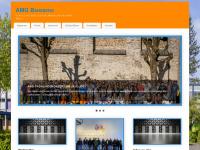 amg-bensberg.de Webseite Vorschau