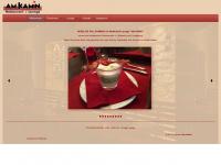 amkamin.de Webseite Vorschau