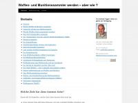 Waffensammelpass.de