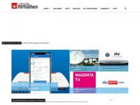 digitalfernsehen.de Webseite Vorschau