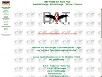 bat-trade.de Webseite Vorschau