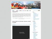 fahrab.de Webseite Vorschau