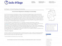 info-pflege.de