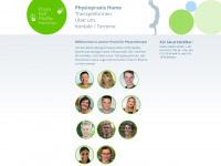physiotherapie-koeln.de Webseite Vorschau