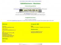 32839steinheim.de Webseite Vorschau
