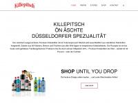 killepitsch.de Webseite Vorschau