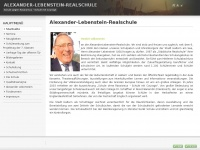 Alexander-lebenstein-realschule.de